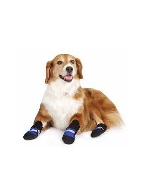 Muttluks Dog Boots - Leather-Soled for Durability