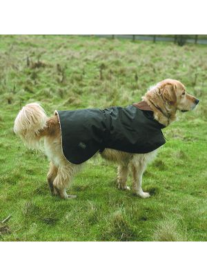 The Challenger - Fleece Lined Dog Coat